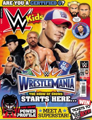 WWE Kids Issue 120