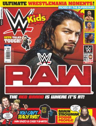 WWE Kids Issue 121