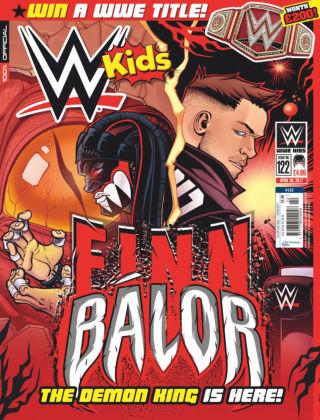 WWE Kids Issue 122