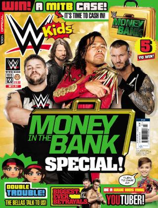 WWE Kids Issue 123