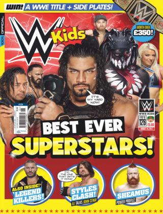 WWE Kids Issue 126