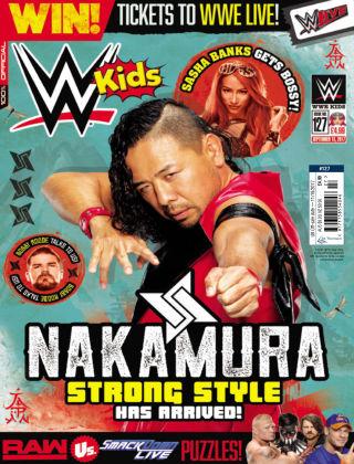 WWE Kids Issue 127