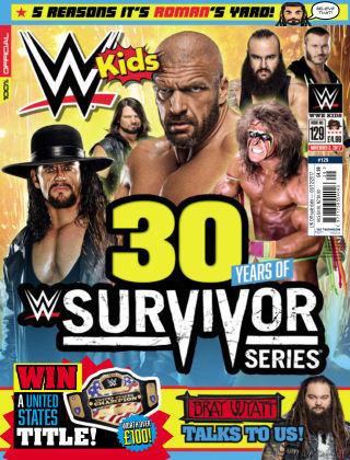 WWE Kids Issue 129