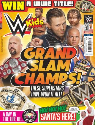 WWE Kids Issue 130