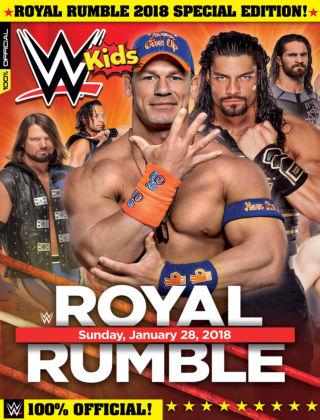 WWE Kids Issue 131