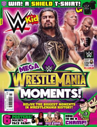 WWE Kids Issue 132