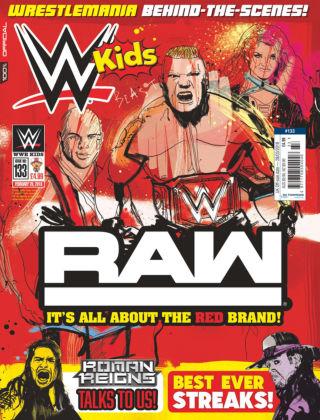 WWE Kids Issue 133