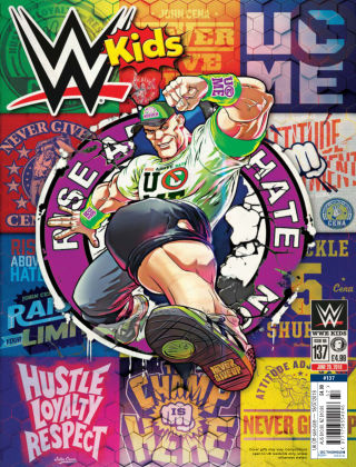 WWE Kids Issue 137