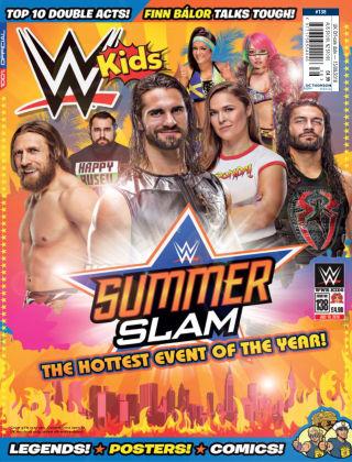 WWE Kids Issue 138