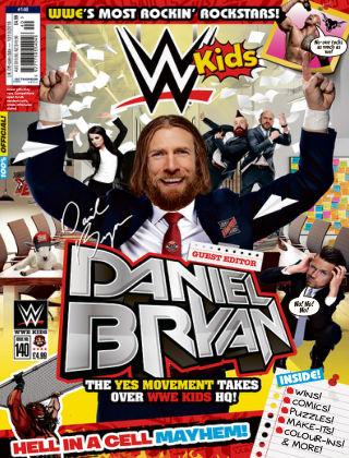 WWE Kids Issue 140