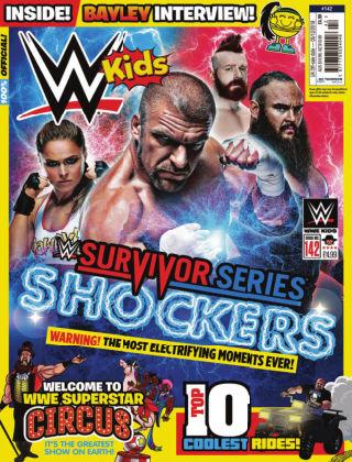 WWE Kids Issue 142