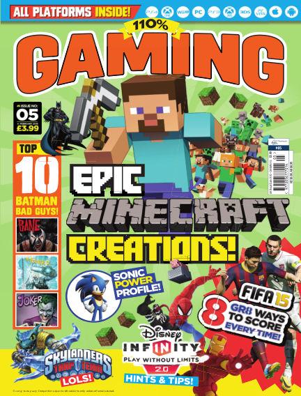 110% Gaming February 04, 2015 00:00