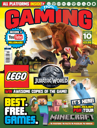110% Gaming Issue 10