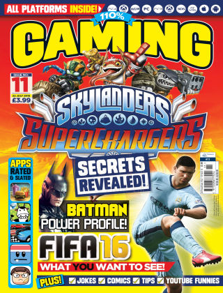 110% Gaming Issue 11