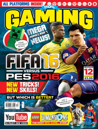 110% Gaming Issue 12