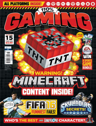 110% Gaming Issue 15