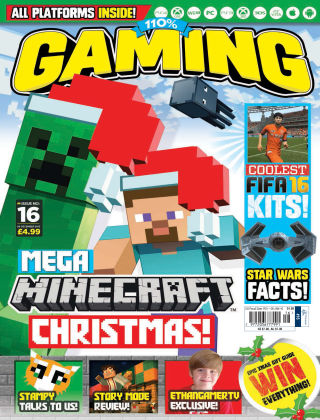 110% Gaming Issue 16
