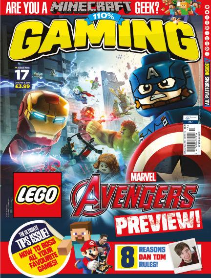 110% Gaming January 06, 2016 00:00