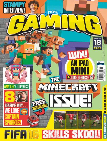 110% Gaming February 03, 2016 00:00