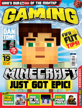 110% Gaming Issue 19
