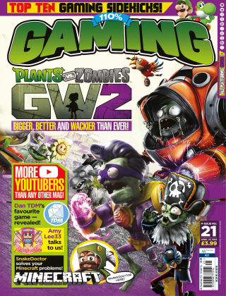 110% Gaming Issue 21