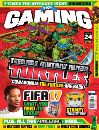 110% Gaming Issue 24