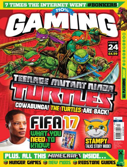 110% Gaming July 20, 2016 00:00