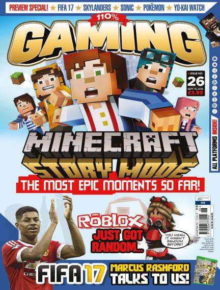 110% Gaming September 14, 2016 00:00