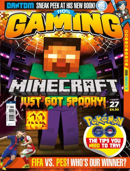 110% Gaming October 12, 2016 00:00