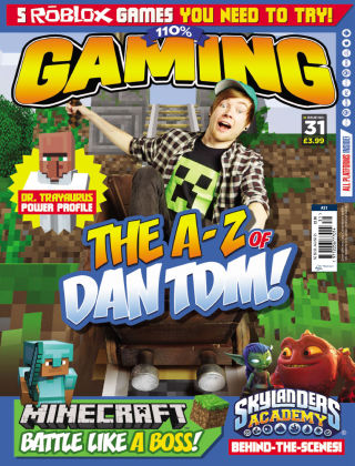 110% Gaming Issue 31