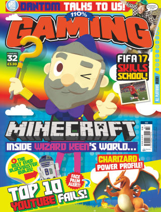 110% Gaming Issue 32