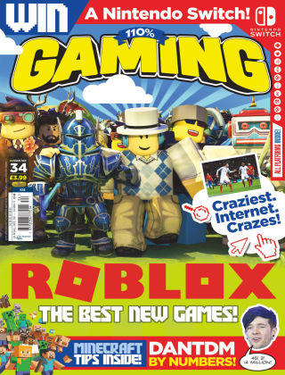 110% Gaming Issue 34