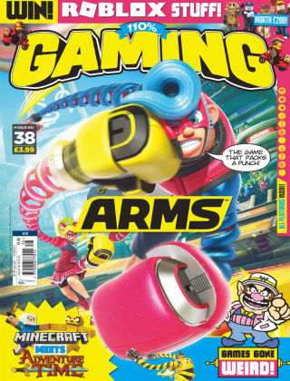 110% Gaming Issue 38