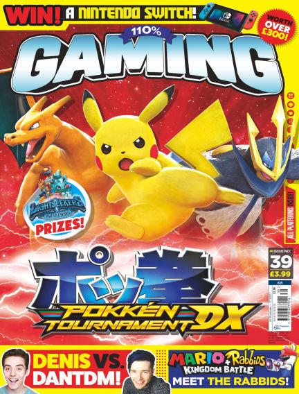 110% Gaming September 13, 2017 00:00