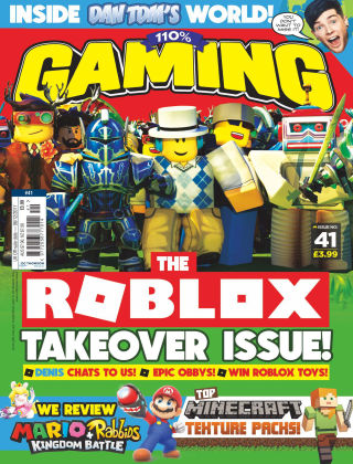 110% Gaming Issue 41