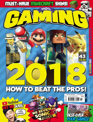 110% Gaming Issue 43