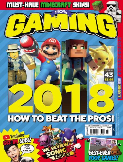 110% Gaming January 03, 2018 00:00