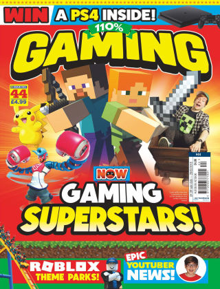 110% Gaming Issue 44
