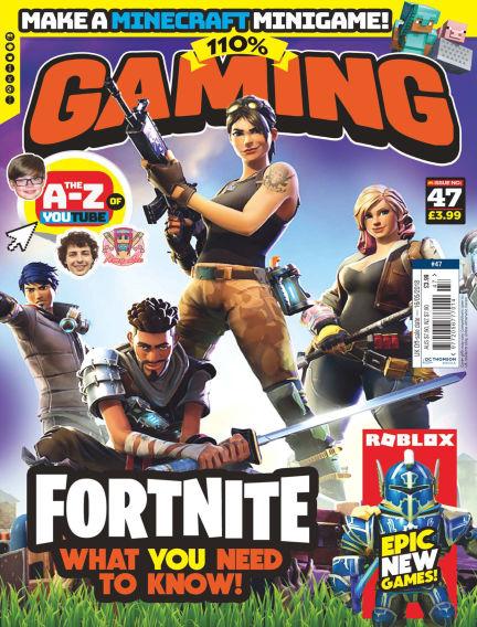 110% Gaming April 18, 2018 00:00