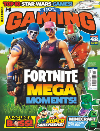 110% Gaming Issue 48