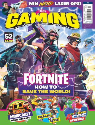 110% Gaming Issue 52