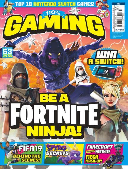 110% Gaming September 19, 2018 00:00