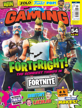110% Gaming Issue 54