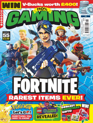 110% Gaming Issue 55