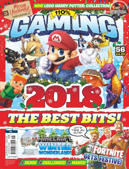 110% Gaming December 12, 2018 00:00