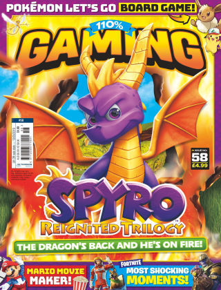110% Gaming Issue 58