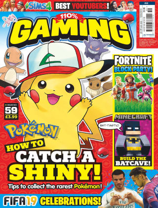 110% Gaming Issue 59