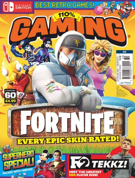 110% Gaming April 10, 2019 00:00