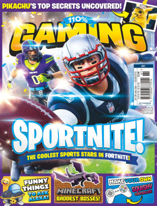 110% Gaming Issue 61