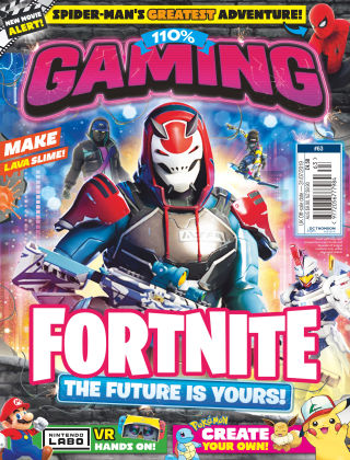 110% Gaming Issue 63